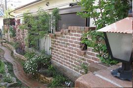 ガーデンプランニング・ウッドデッキ